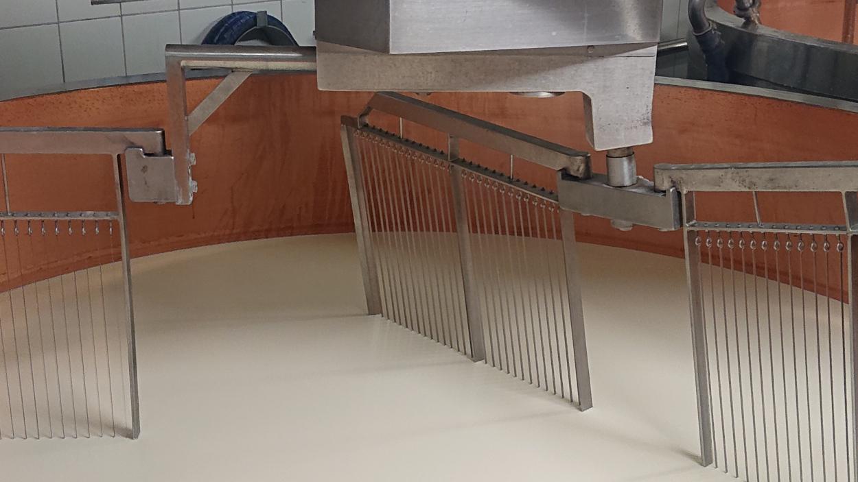 Cuve de fabrication